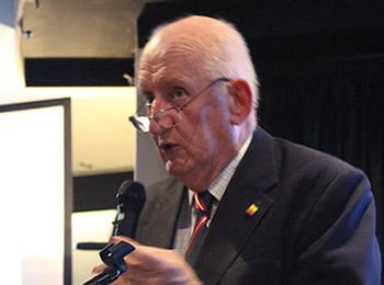 the Hon. Tim Fischer former Deputy Prime Minister and Australian Ambassador to the Holy See in Rome
